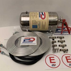PD Extinguishers 4.25l mechanical